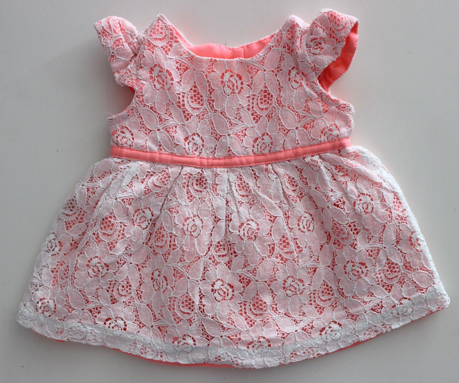 de25109a568c Kojenecké šaty vel.62 Early days