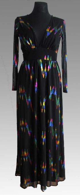 394c94557065 Dámské plesové šaty Zone OUTLET