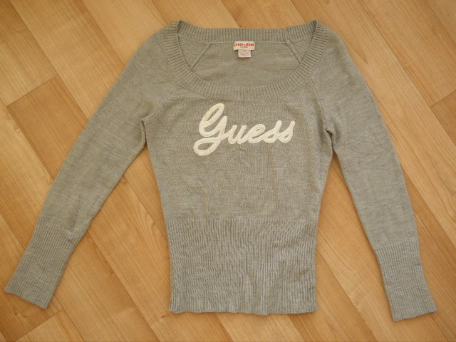 Dámský svetr vel.S Guess a817959d0d