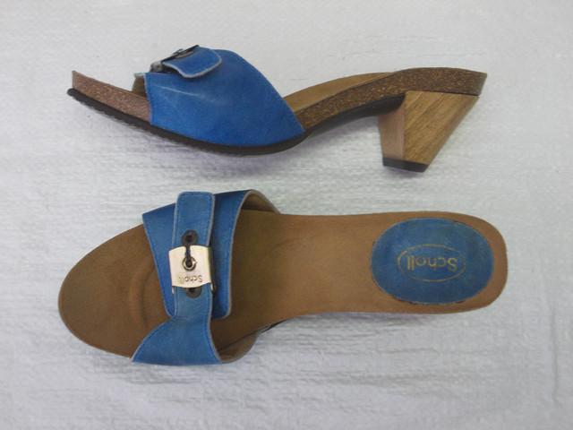 Dámská obuv Scholl INDRA – královsky modrá 660fe9a93f3