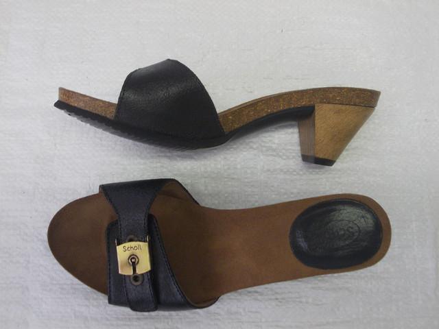 Dámská obuv Scholl INDRA – černé 4fed909e81