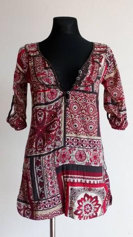 Dámské oblečení  5a7faef3ed