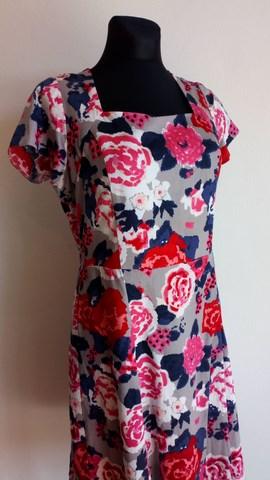 Dámské společenské šaty vel.44 Nightingales OUTLET 29d4c98b8f